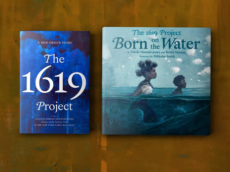 1619 Project Book -- Coming Soon
