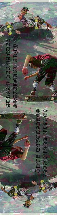 ADRIAN HERNANDEZ VENICE BOWL Skateboard Pro Model Deck