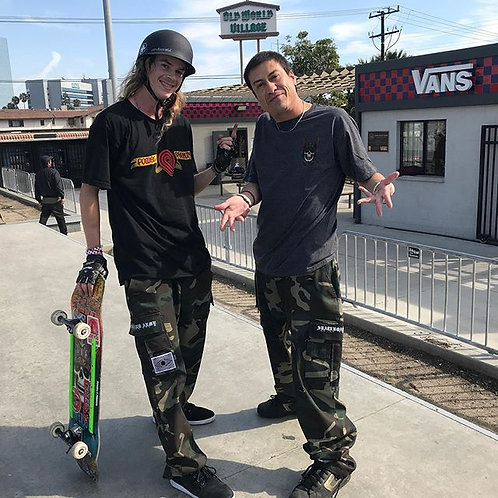 SKATEBOARD ARMY ANDY ANDERSON PANTS