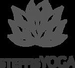 Logo SteffisYoga, die Lotusblüte