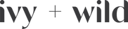 Ivy + Wild_Text Logo_Gray.png