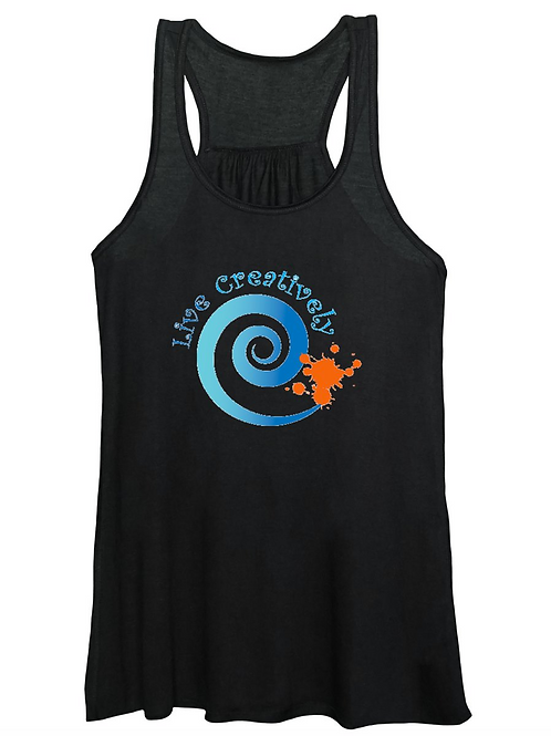 Live Creatively Women's Tank