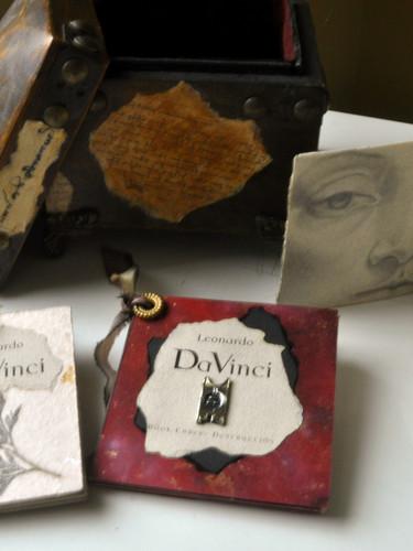 DaVinci books