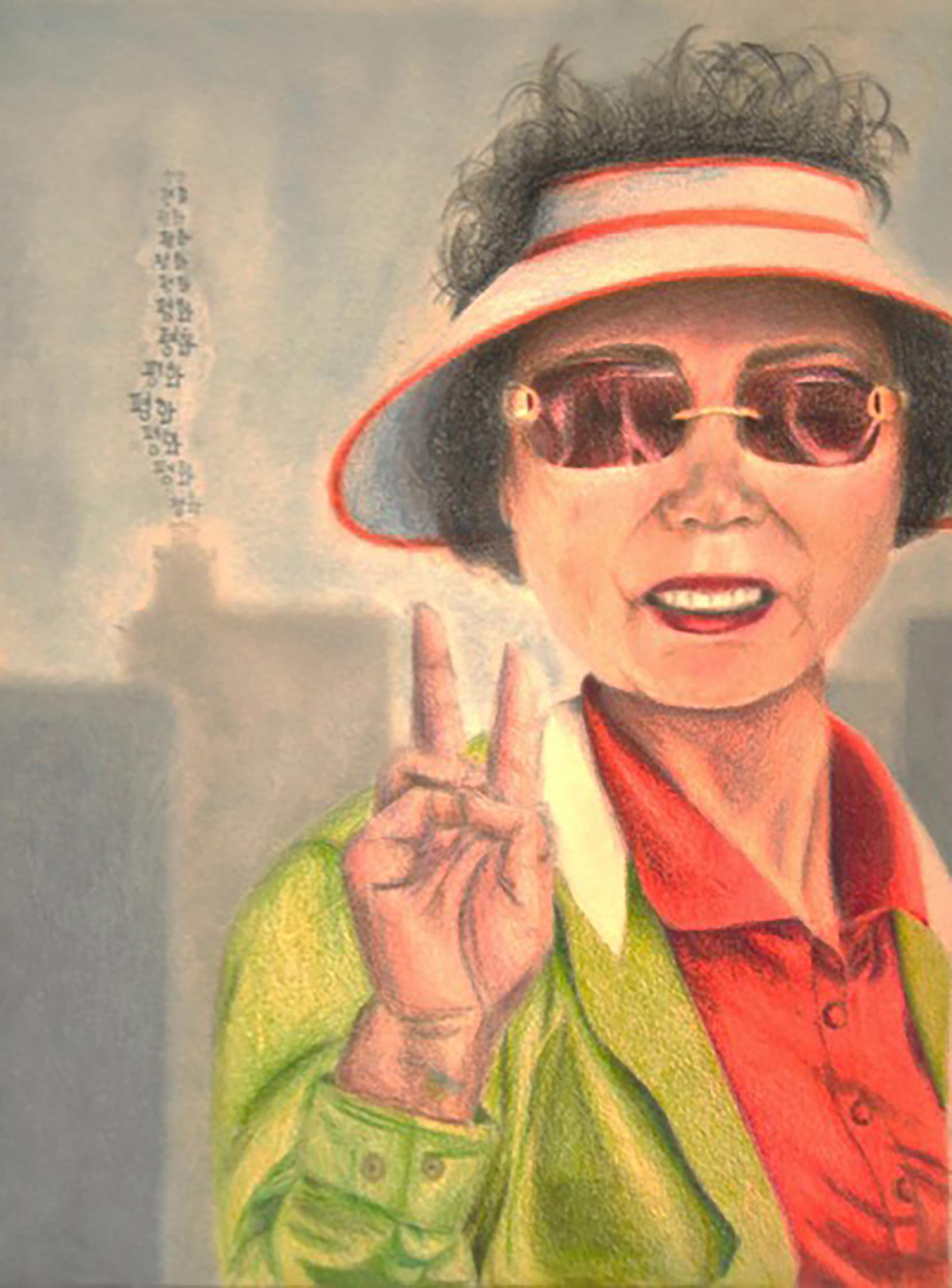 Peace Grandma