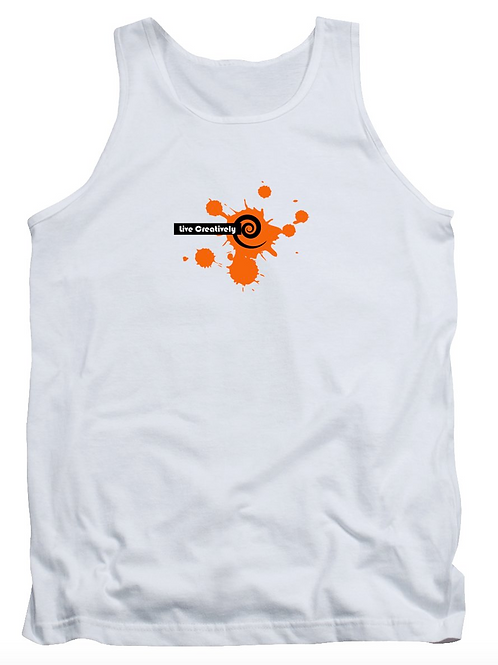 Orange Burst Women's T-Shirt