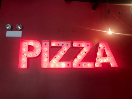 The Best Pizza in Town... or is it