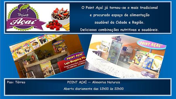 Point Açaí