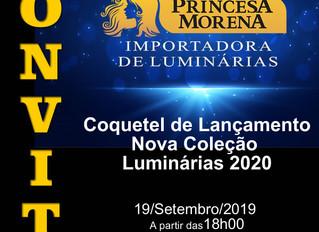 LANÇAMENTO COLEÇÃO PRINCESA MORENA 2020