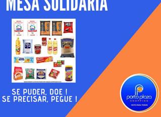 Projeto MESA SOLIDÁRIA