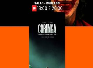 CINE PLAZA PORTO - CORINGA
