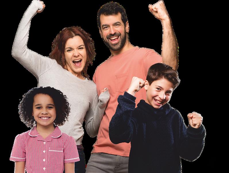 Family energized with Vaidyasaar V-Zen