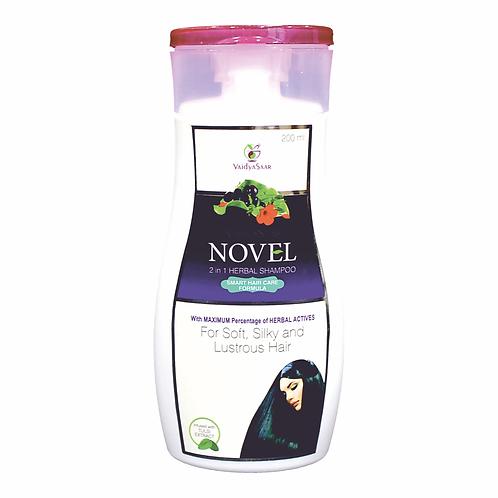 Vaidyasaar Novel Herbal Shampoo