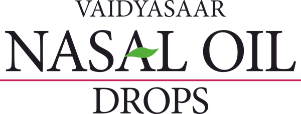 Vaidyasaar Nasal Oil Drops logo