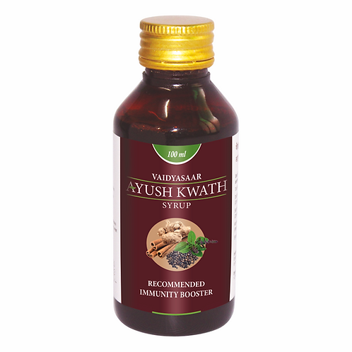 Ayush Kwath Syrup