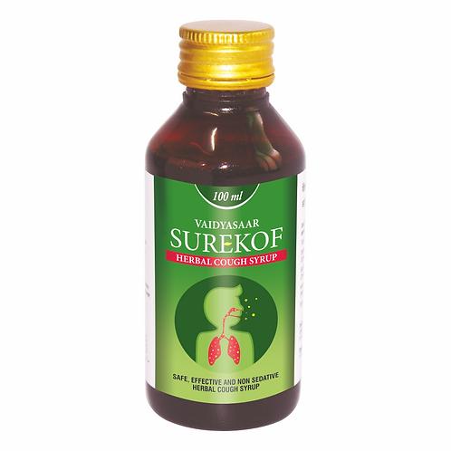 Surekof - Herbal Cough Syrup