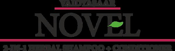 Vaidyasaar Novel Shampoo logo