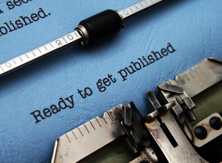 The Publishing Process in a Nutshell