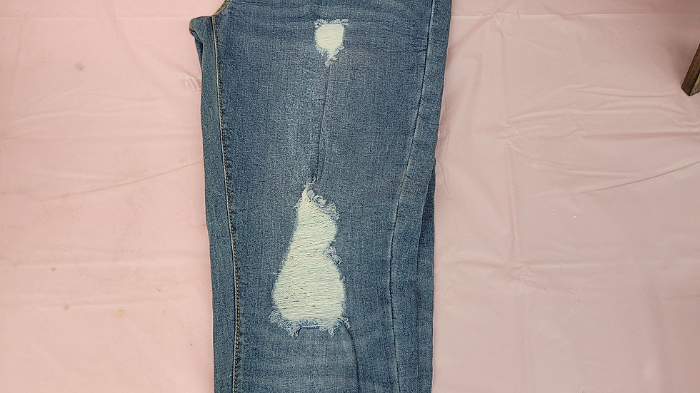 Blue Age Brand Skinny Jeans