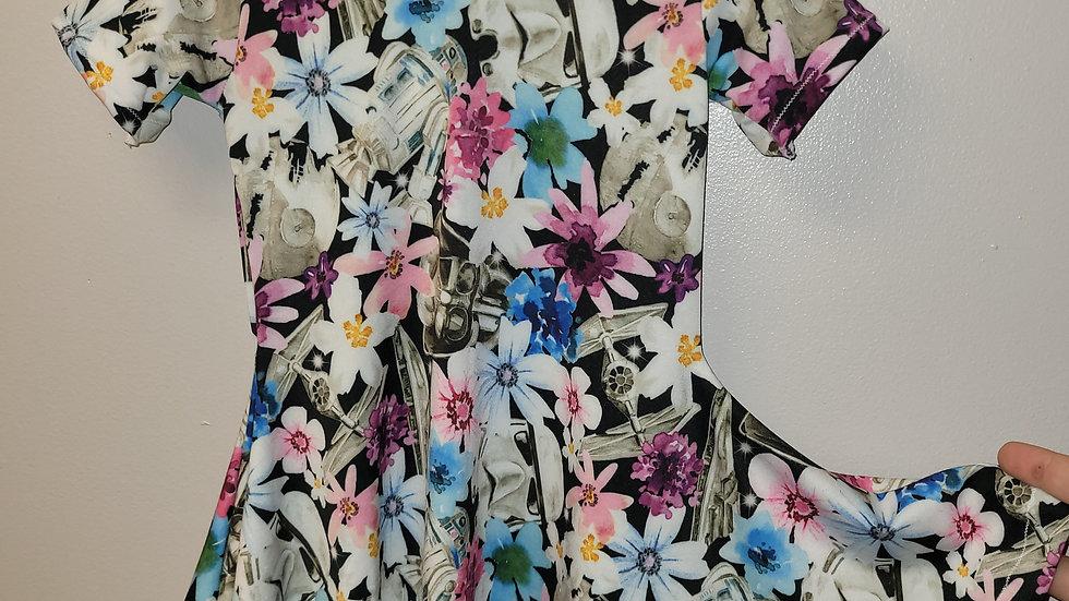 Floral Star Wars Dress