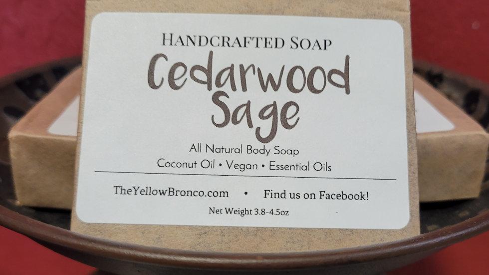 Cedarwood Sage