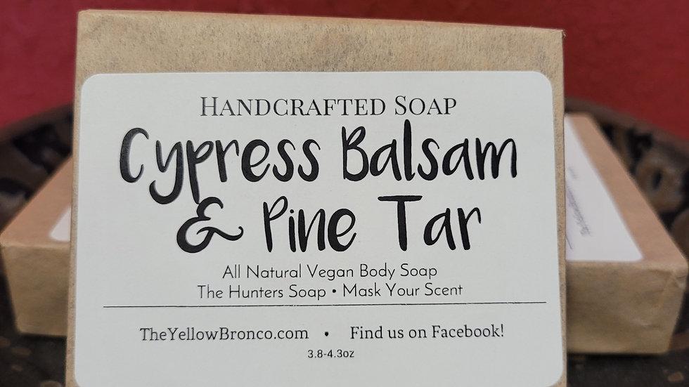 Cypress Balsam & Pine Tar