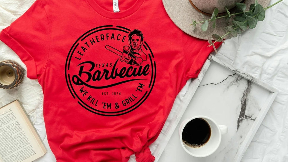 Leatherface BBQ Sweatshirt