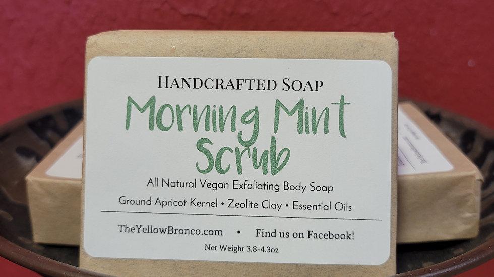Morning Mint Scrub