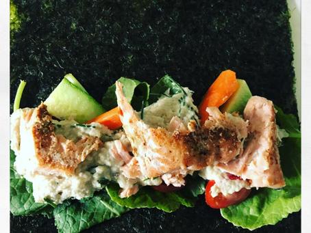Delicious & Super-Healthy Nori Rolls!