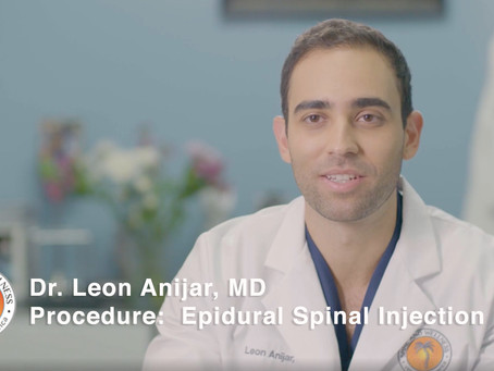 Video Series: Procedures for Pain Care (Epidural Spinal Injection)