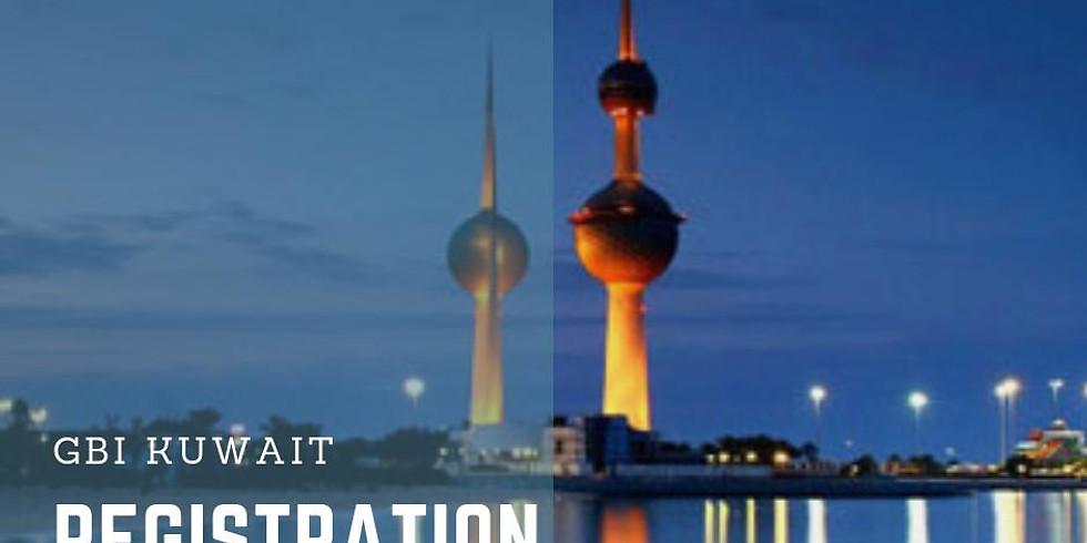 GBI Kuwait 2019