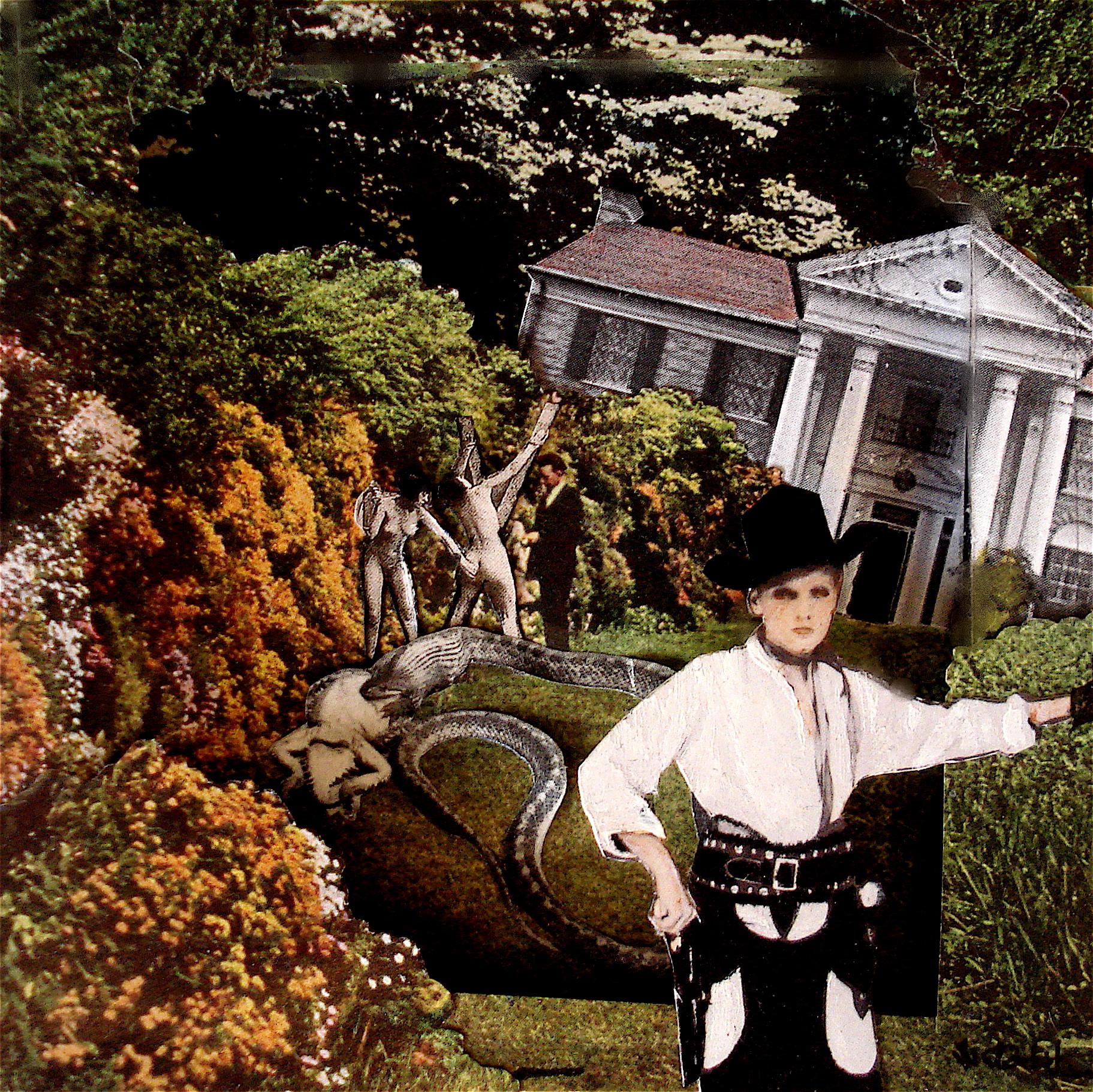 Teenage dream Graceland