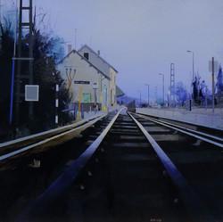 Gare Font Romeu
