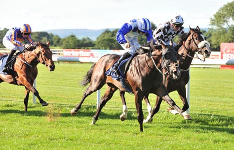 International double for Equiano