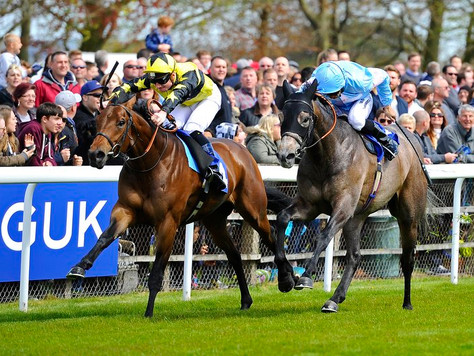 May Day to remember for Equiano