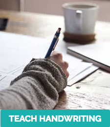 TEACH HANDWRITING