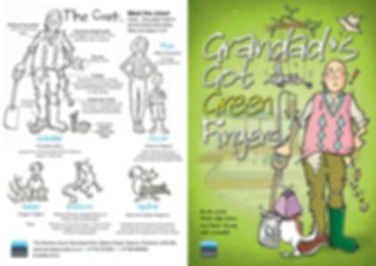 Grandads Got Green Fingers