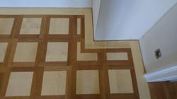 Holzboden renoviert