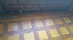Holzboden veraltet