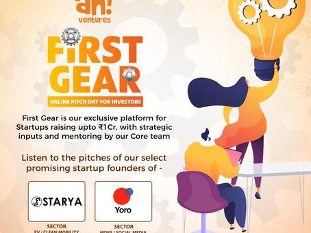 First Gear Startups