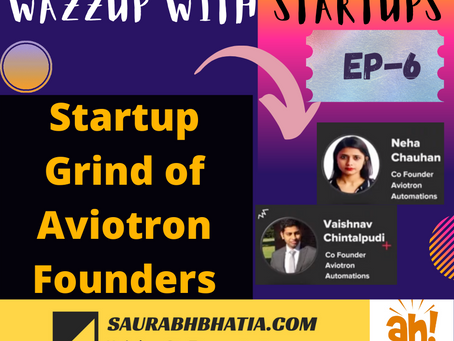 Wazzup with Startups ep-6