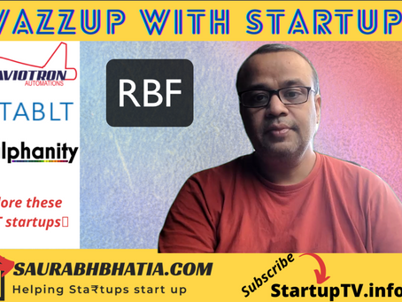 Wazzup with Startups ep-3