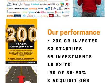 200 Cr Investment