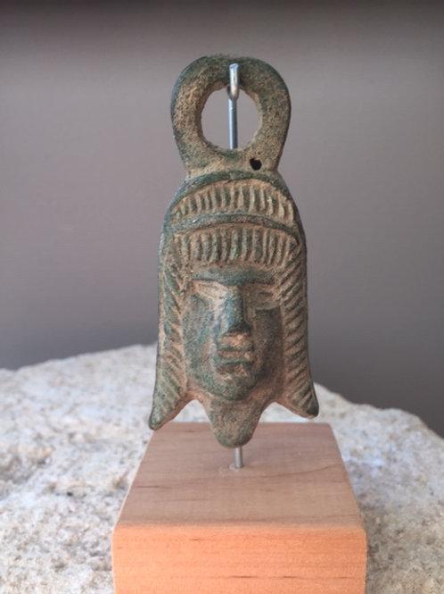 Romeinse bronzen applique