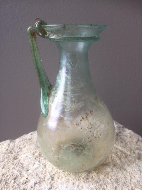 Romeins glazen kannetje