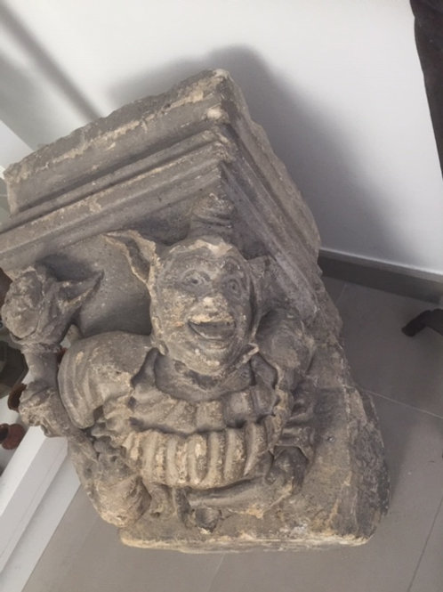 Uilenspiegel - Nar - 15e eeuw