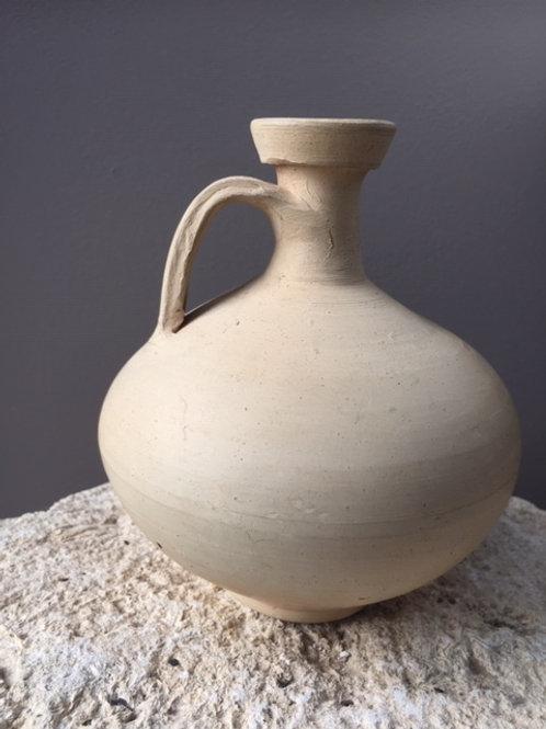 Gallo Romeins wit aardewerk kruikje