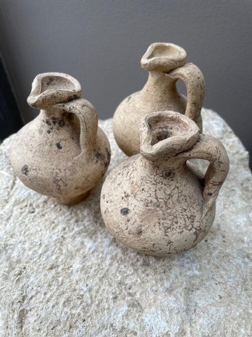 3 gave Gallo Romeinse kannetjes