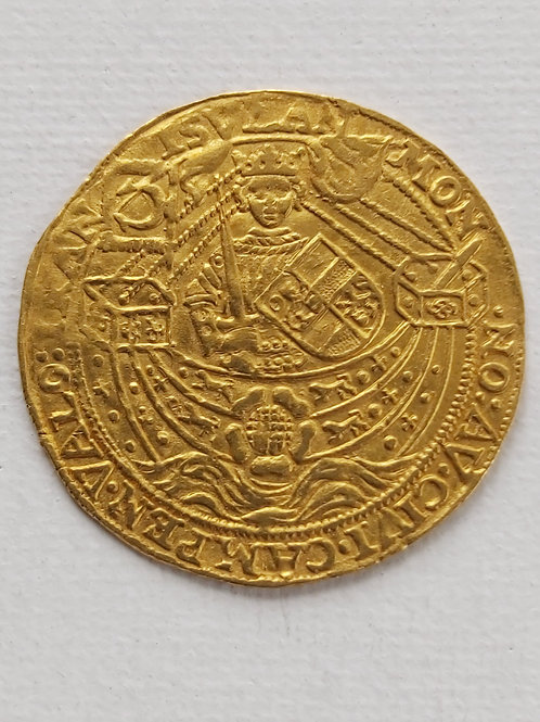 Gouden middeleeuwse munten