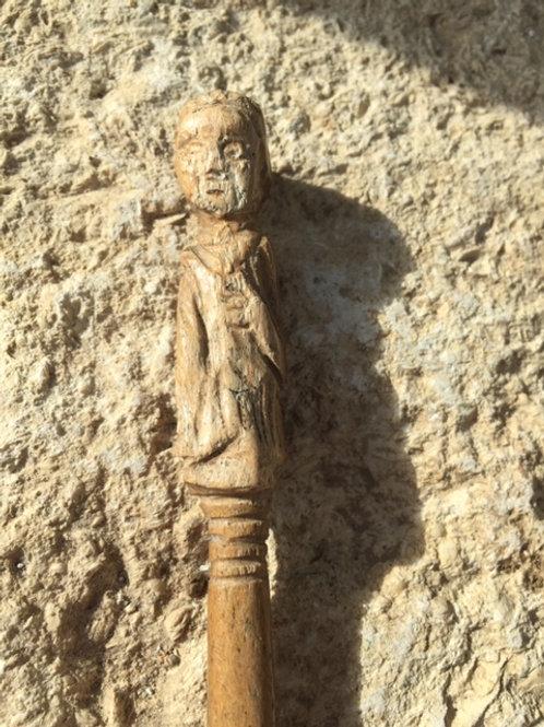 Grote Romeinse benen spel met figuur