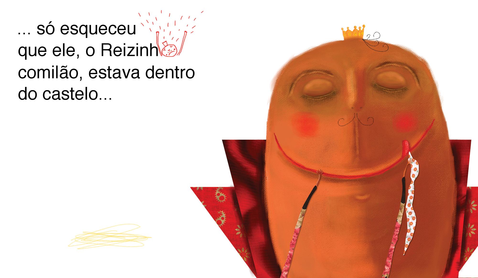 O Reizinho Comilão